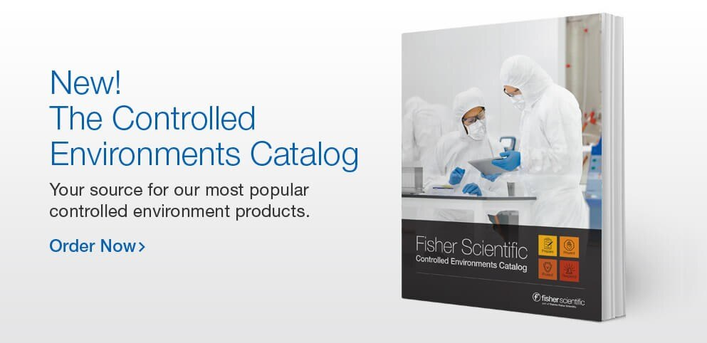 Order the Controlled Environments Catalog